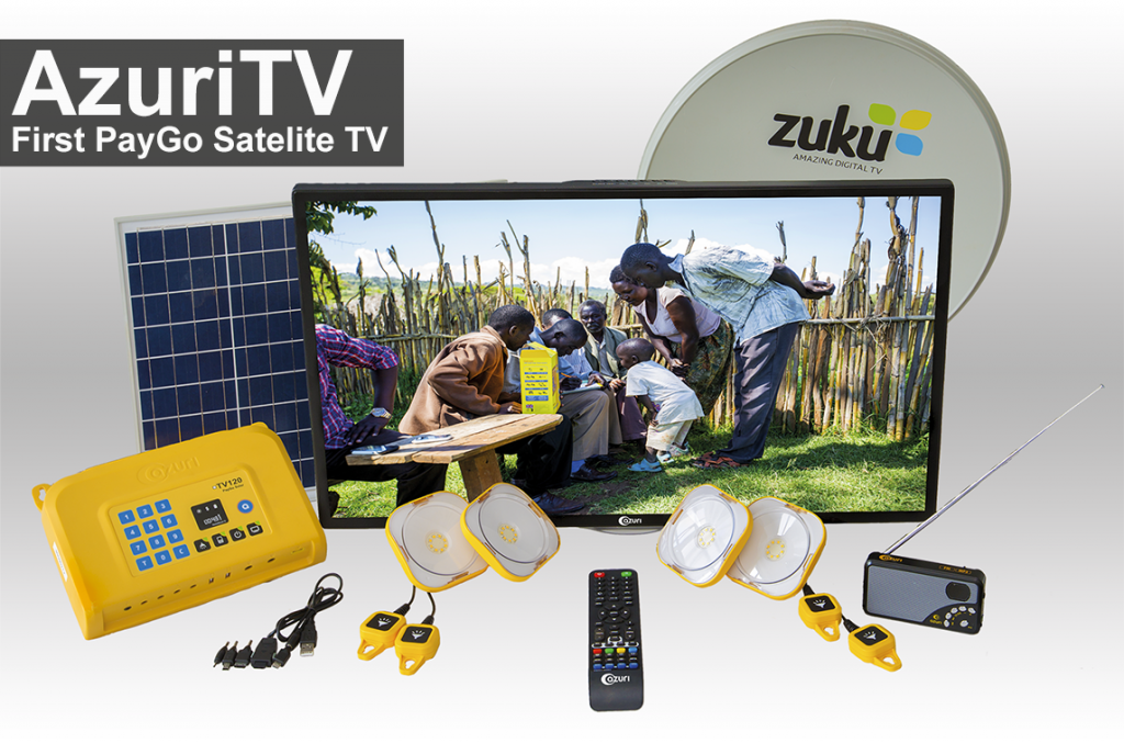 Solar-powered <b>TV</b> and Satellite Service Launched for Rural ...