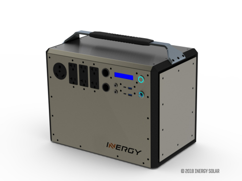 Transphorm's High-Voltage GaN Helps Inergy Disrupt the Solar Power