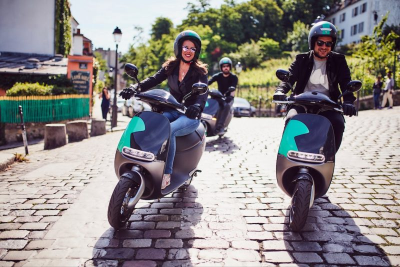 Gogoro More Than Doubled Its V