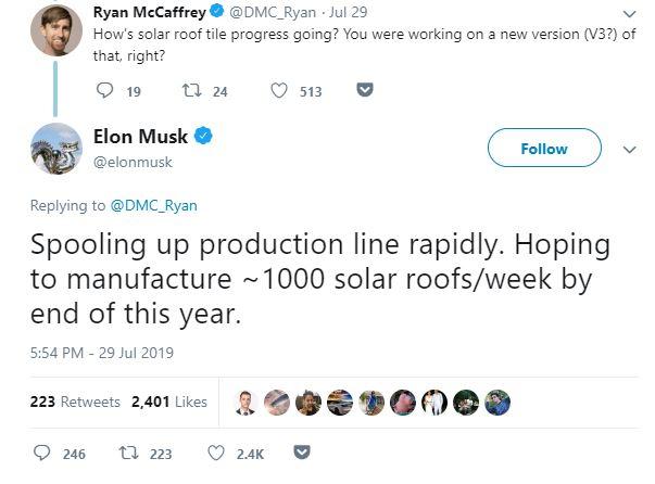 Credit: Elon Musk on Twitter